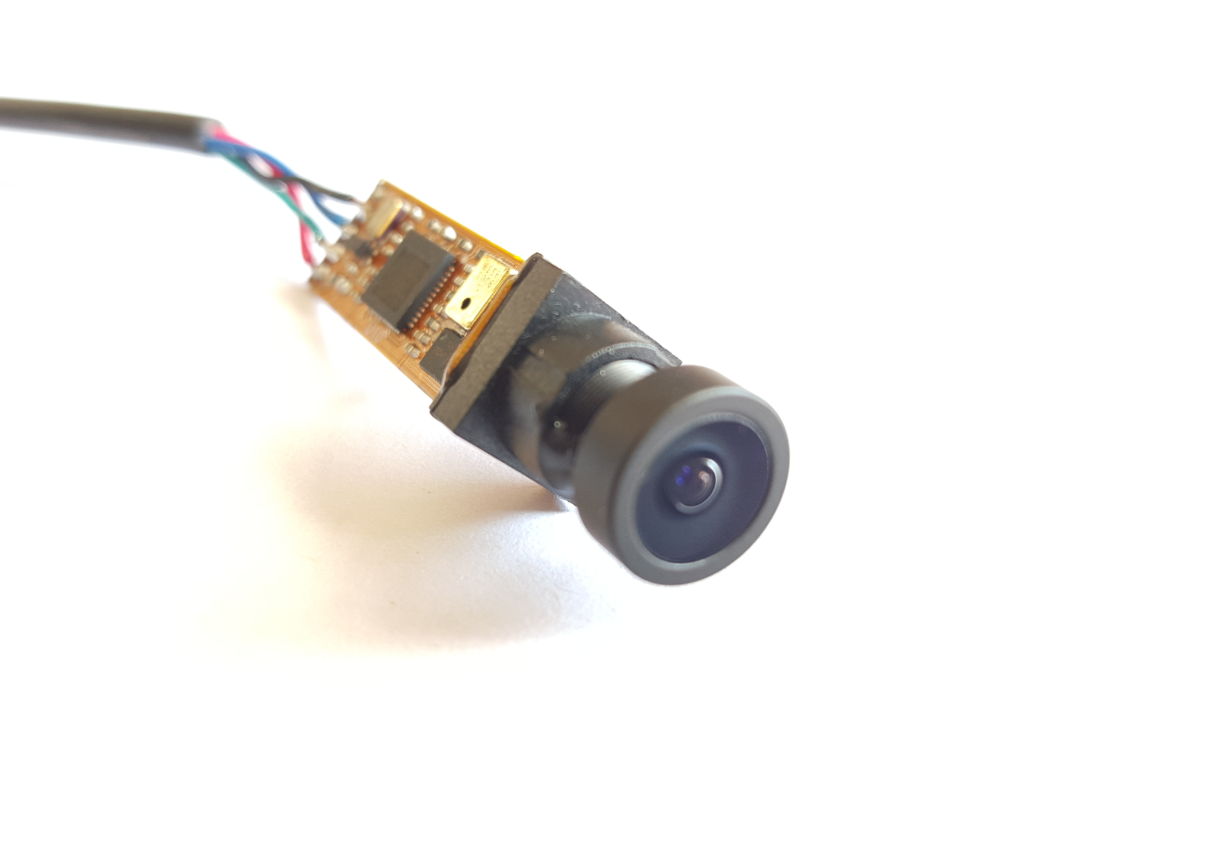 8MP endoscope camera module with Sony IMX179 sensor
