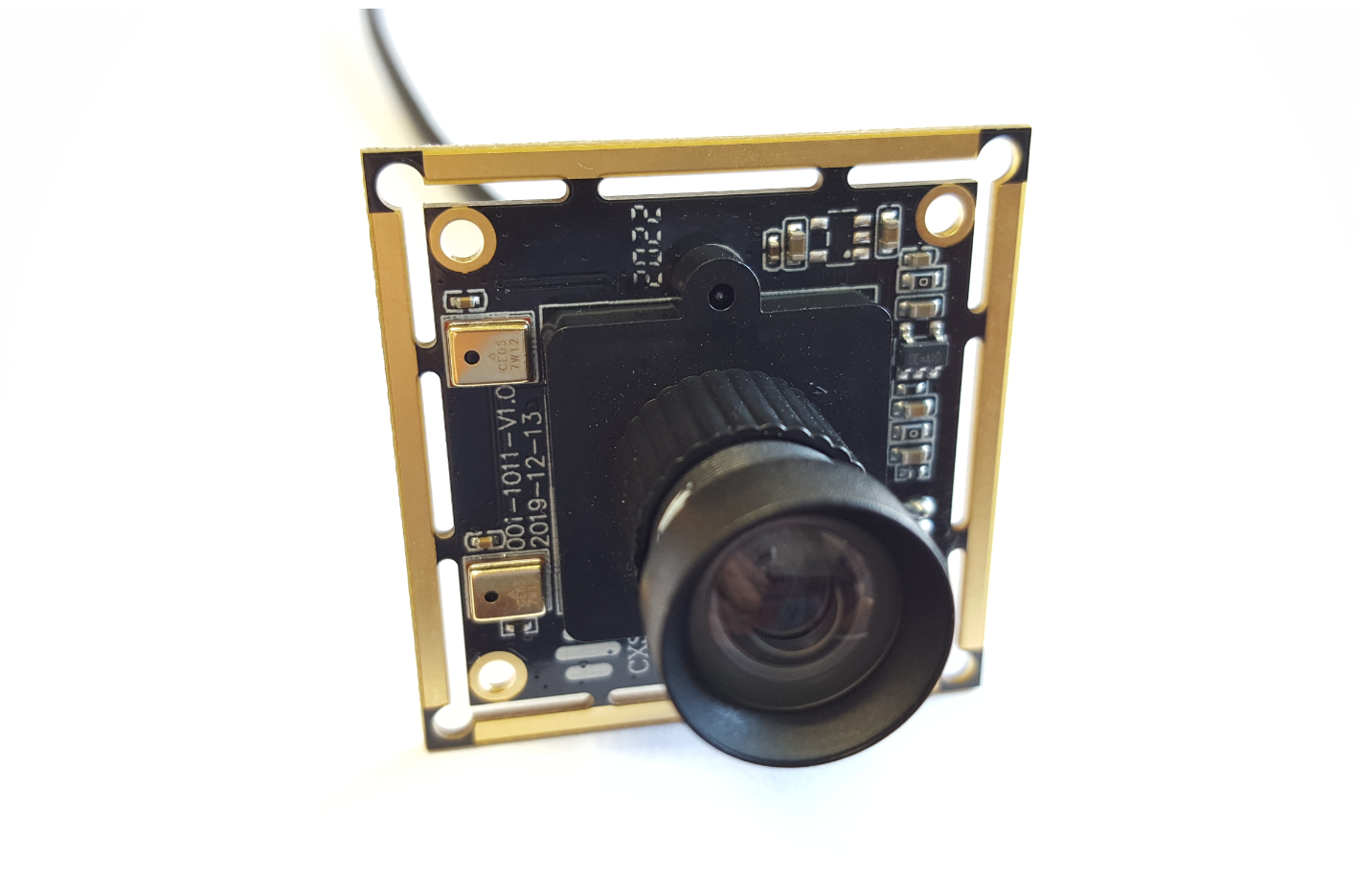 4K (8MP), Low-light Sensitivity, Fixed Focus, HDR Camera Module with SONY IMX415 sensor